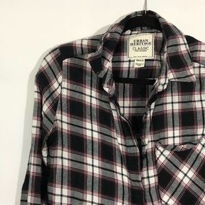 Tops - 5/$25 Flannel